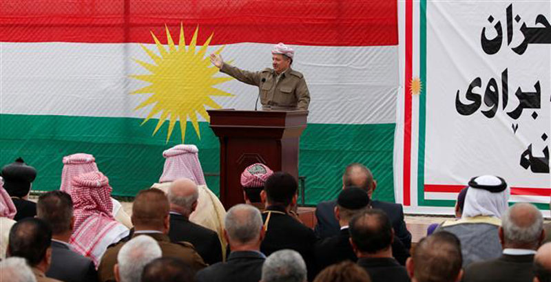 Peshmerga Not Going to Retreat from Areas Seized from ISIS