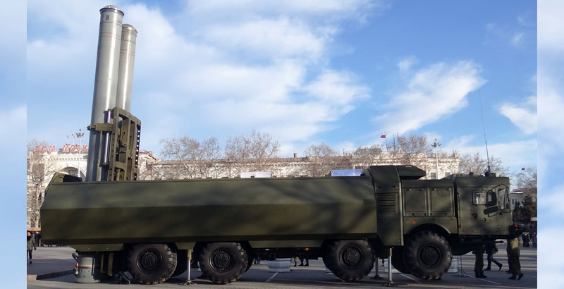 New Bastion Coastal Missile Systems to Replace Crimean Systems Sent to Syria
