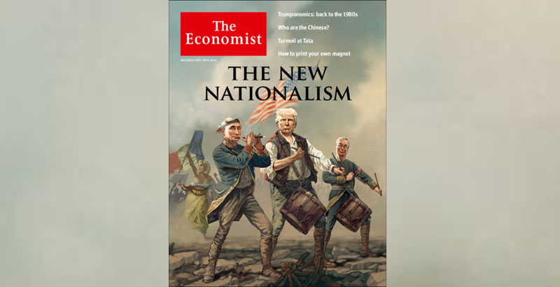 'The New Nationalism' of Putin, Trump, Le Pen & Farage
