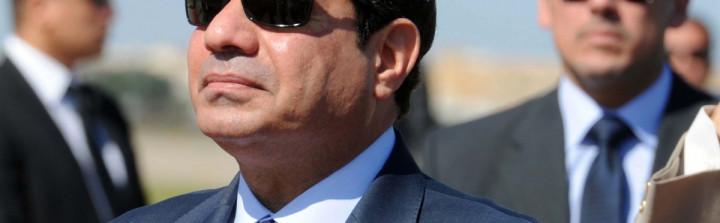 Egyptian President Abdel Fattah el-Sisi (Getty Images)