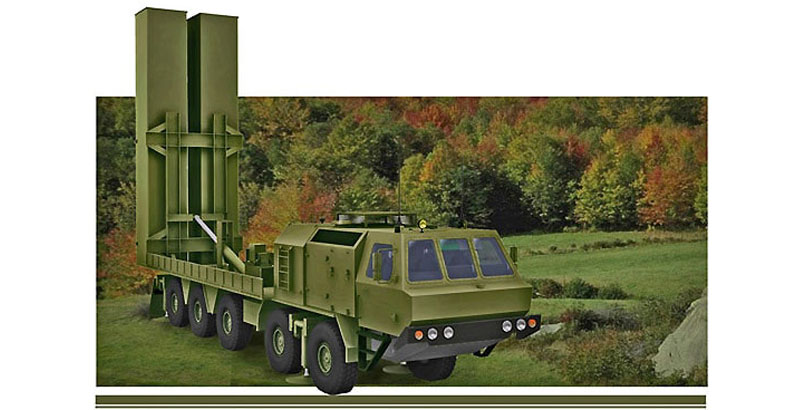 Ukrainian Media Claim New Grom-2 Missile System 'Can Strike Moscow'