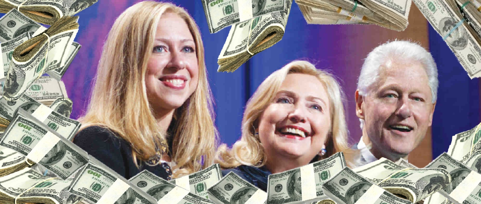 The FBI's White Collar Crime Unit Is Probing The Clinton Foundation