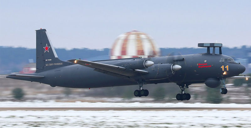 First Photos of Upgraded Il-38N Published Online