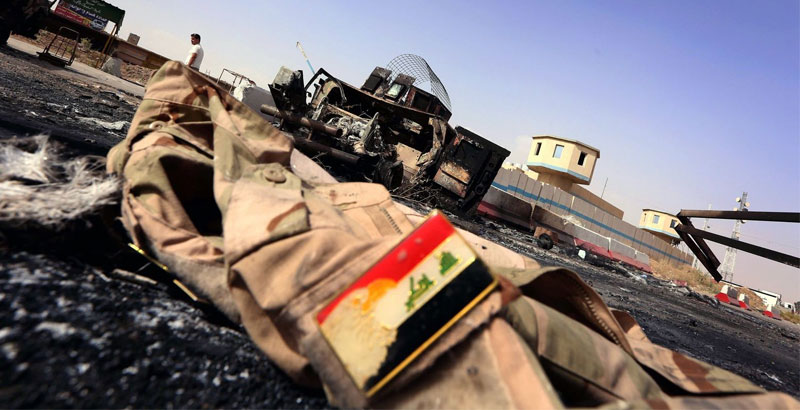 Anti-ISIS Forces Already Lost 3,500 Fighters in Mosul Offensive