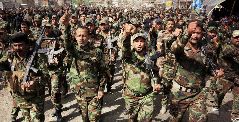 Iraqi Shia Militias: Mosul May Become 'Second Aleppo'