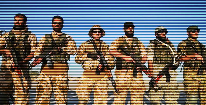 Over 1,000 Iranian Military Servicemen & Volunteers Killed in Syrian War