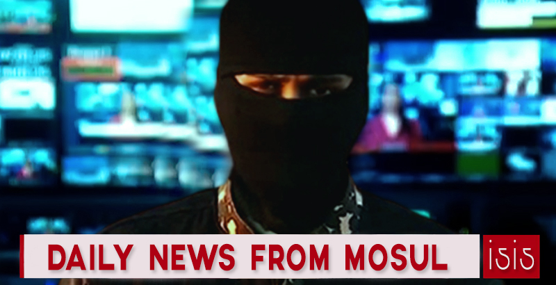 ISIS 'Information Minister' Killed by Iraqi Forces near Mosul