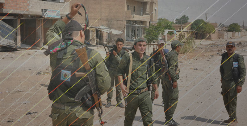 Clashes between Kurdish Forces & Syrian Troops Erupt in Northeastern Syria: 2 Syrian Soldiers Killed