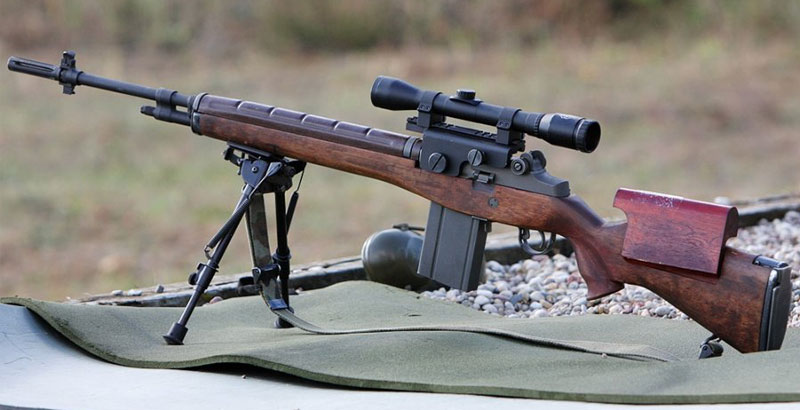 Lithuania Shady Sells Rifles Supplied by US