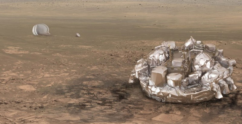 Crimean Self-Defense Forces Prevented Romanians from Landing on Mars