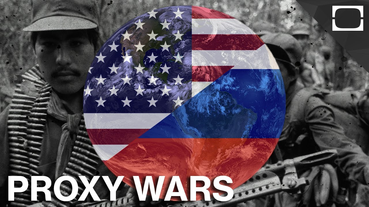 The US Makes Wars with Foreign Hands. Part 1: StratCom or Western Propaganda