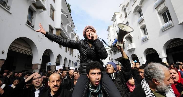 Moroccan Spring In November?