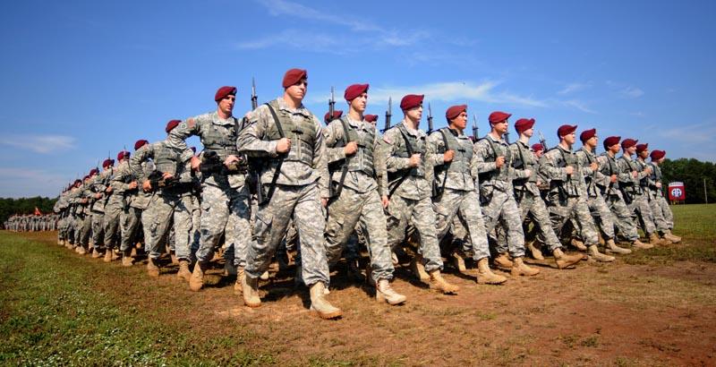 US Deploys Elite Airborne Division near Mosul