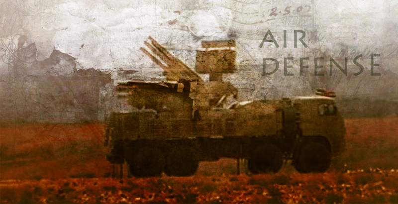 Russian Air Defense Intercepts Aerial Objects Over Hmeimim Airbase
