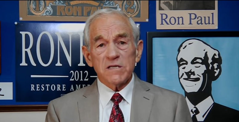 Ron Paul: Neocons & Shadow Government Elites to Try to Influence Trump's Presidency (Video)