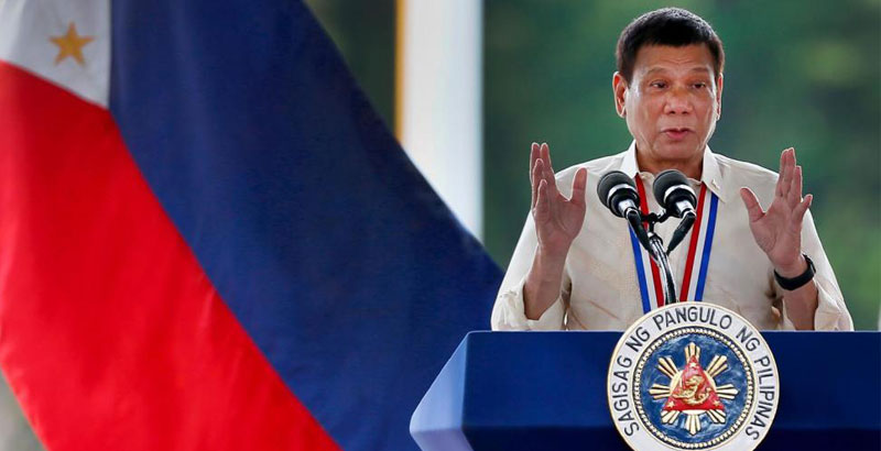 Philippine President Express Wish to Work with Trump after Calling Obama 'Son of Whore'