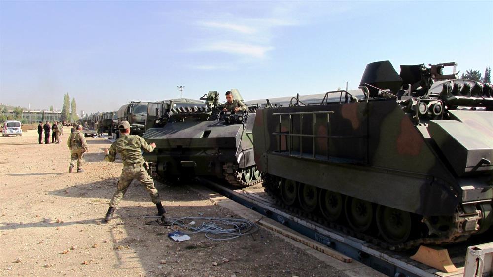 Turkey Sends 2nd Military Convoy to Iraqi Border