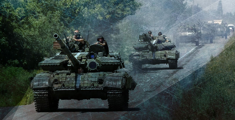 Russian 90th Tank Division Reviving in Central MD