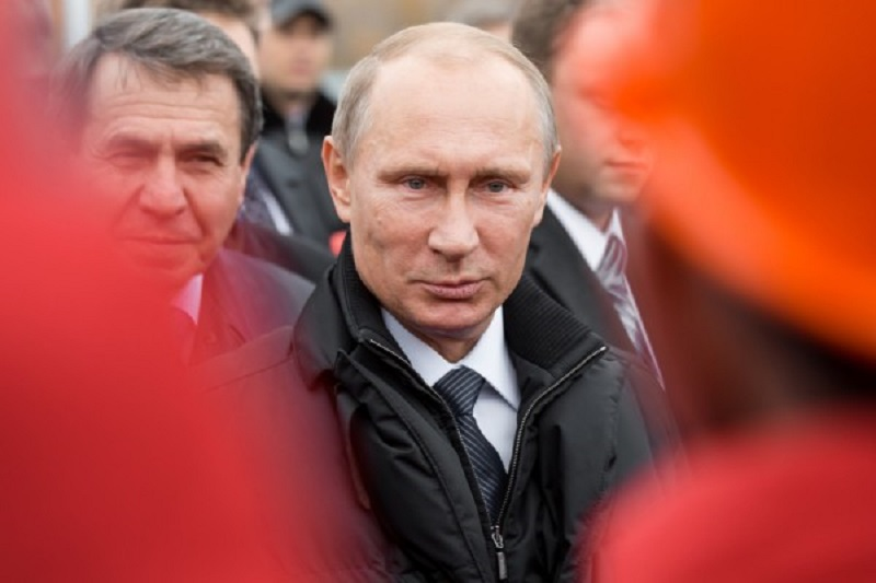 Opinion: Putin Is Purging Russian Government