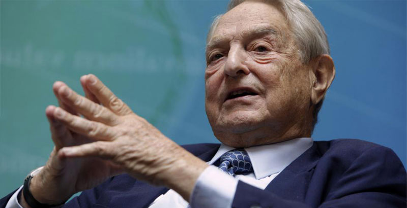 Soros-Sponsored Groups Is Core of Anti-Trump Protests