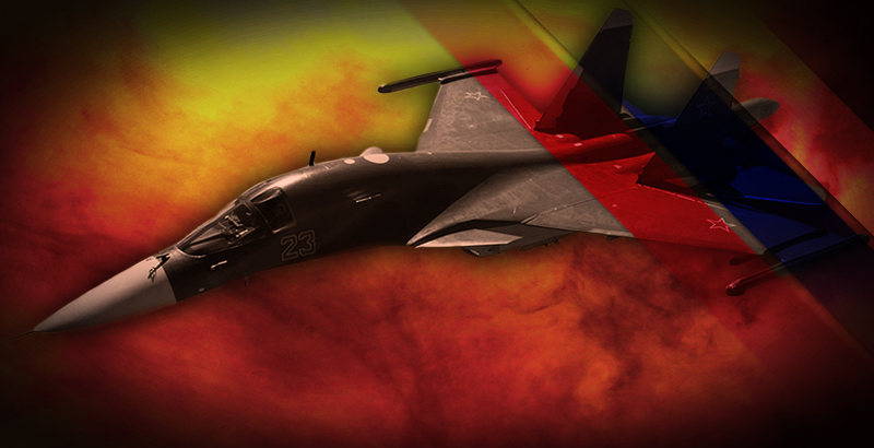 Russian Warplanes Pound Militant Targets in Idlib Province