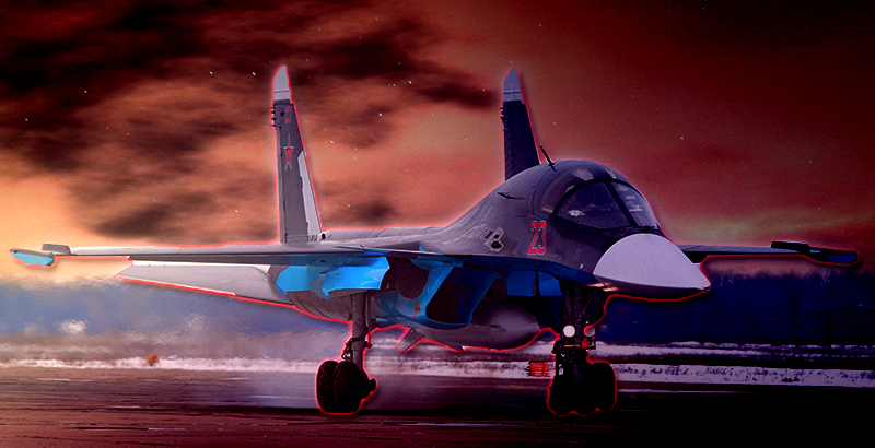 Russian Aerospace Forces Pounding al-Qaeda-Linked 'Opposition' in Idlib Province