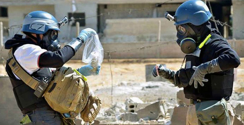 Syrian 'Rebels' Use Mustard Gas Against Kurds
