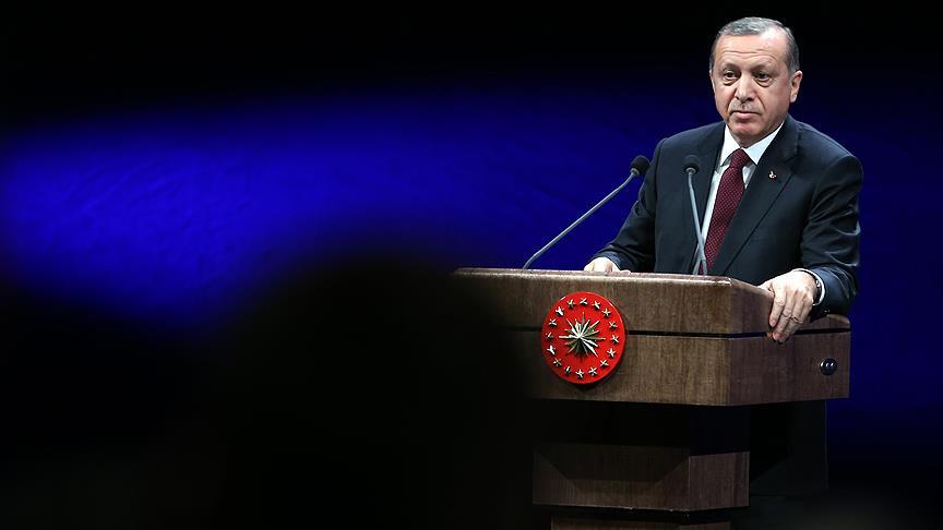 Erdogan: When Al-Bab Is secured, We Will Go for Manbij in Aleppo Province