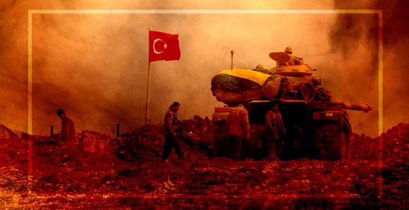 Turkey Setting Up Military Base in Northern Syria