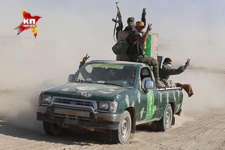 Mosul militants seek to flee to Syria