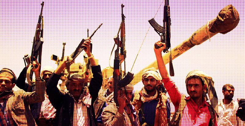 Houthi-Saleh Alliance Kills 20 Pro-Saudi Militants on Yemeni Territory