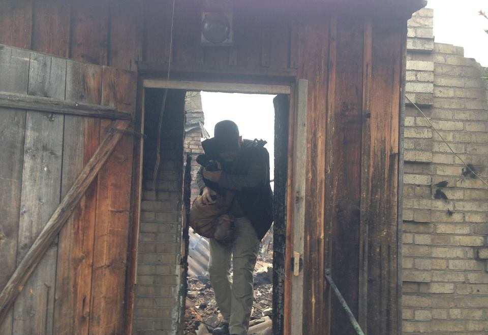 Clashes Erupt in Eastern Ukraine (Photo & Video)