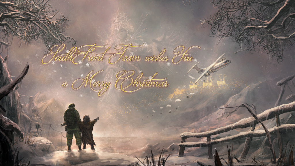 SouthFront Congratulates All The Syrians and Iraqis with Christmas. May Peace Be With You In Your Land