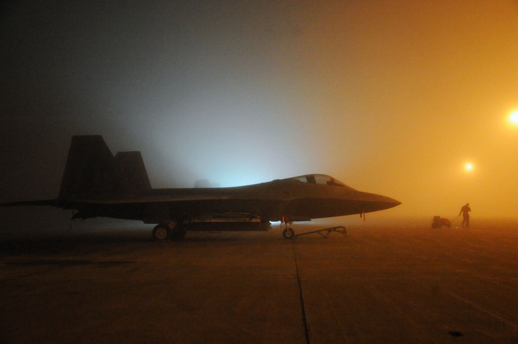 US Air Force Again Bombs Iraqi Forces In Mosul, Kills 90 Servicemen