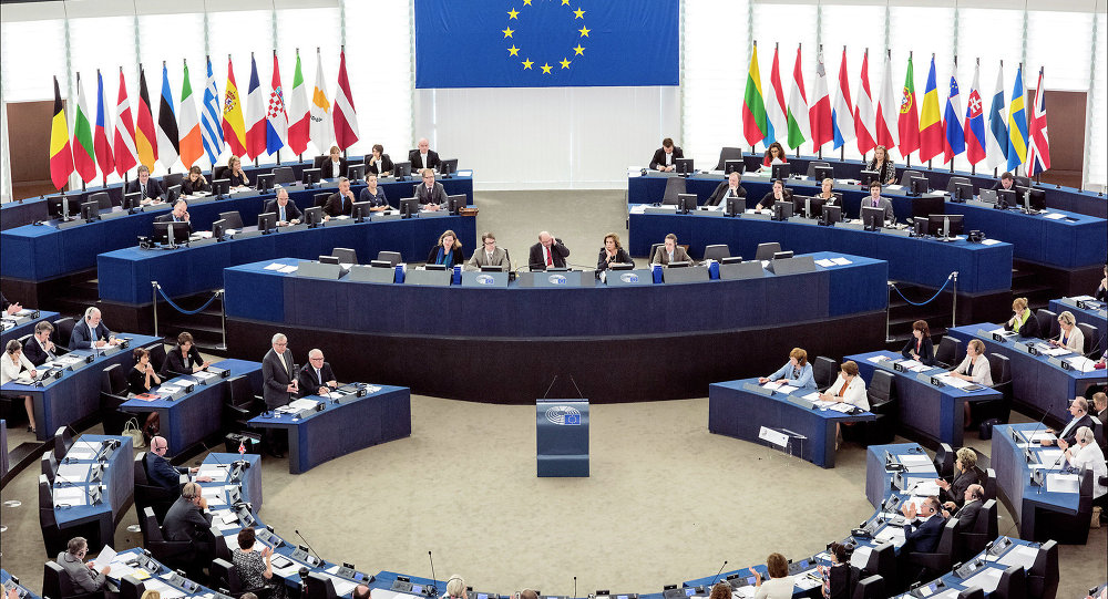 All European Leaders Act As Puppets (Interview)
