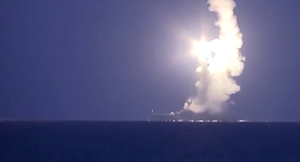 Russian Military To Deliver Airstrikes and to Launch Cruise Missiles Against Militant Targets near Damascus - Reports