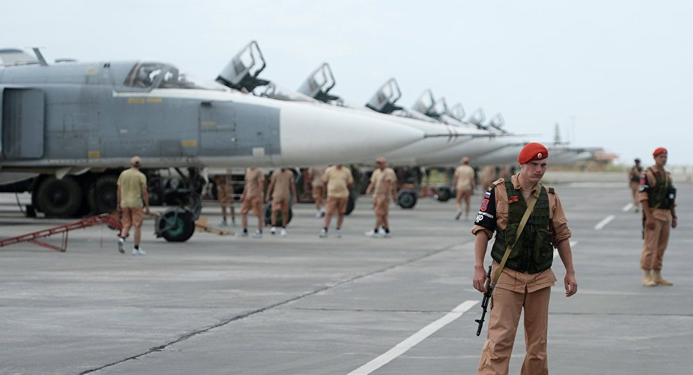 Russia to Reduce Its Military Presence in Syria