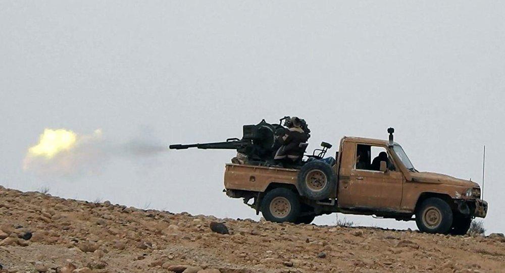 © AP Photo/ Militant Photo