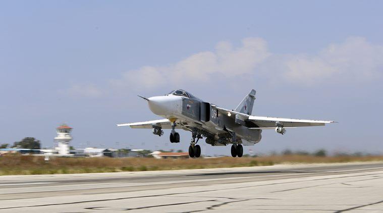 Russian Warplanes Provide Air Support To Turkish Forces Near Al-Bab - Turkish Media