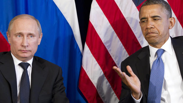 Obama Imposes More Sanctions On Russia Over Claims Of Russian Hacking