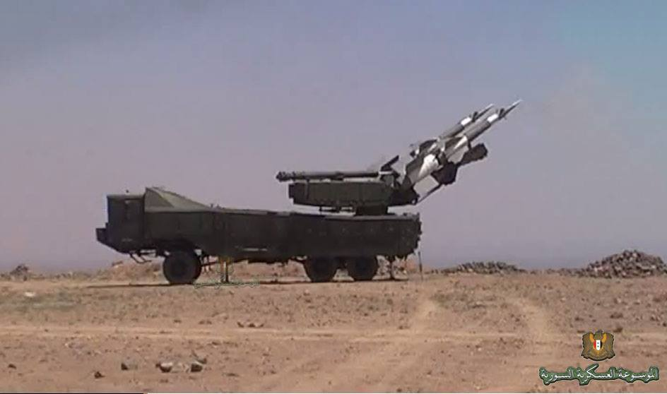 Syrian Air Defense Capabilities: Pechora-2M Systems (Photo)