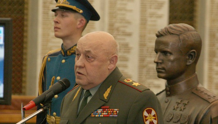 Former Head of Russia's General Staff Criticizes Russian & Syrian Command Staff For Loss Of Palmyra