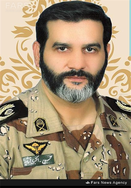 Iranian Brigadier General Was Killed By ISIS During Storm Of Palmyra