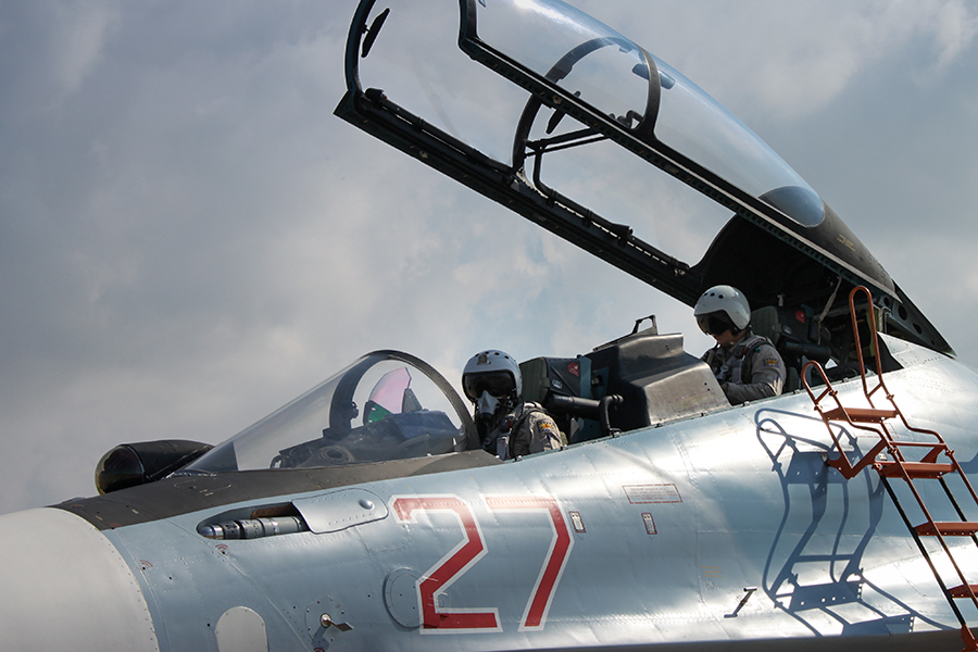 Russian Aerospace Forces Destroyed 62,000 Terrorist Targets During Operation In Syria