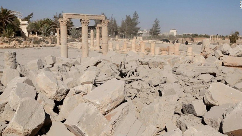 ISIS Launches New Offensive on Palmyra after using the 'break' in Raqqa front to regroup- Russian MoD
