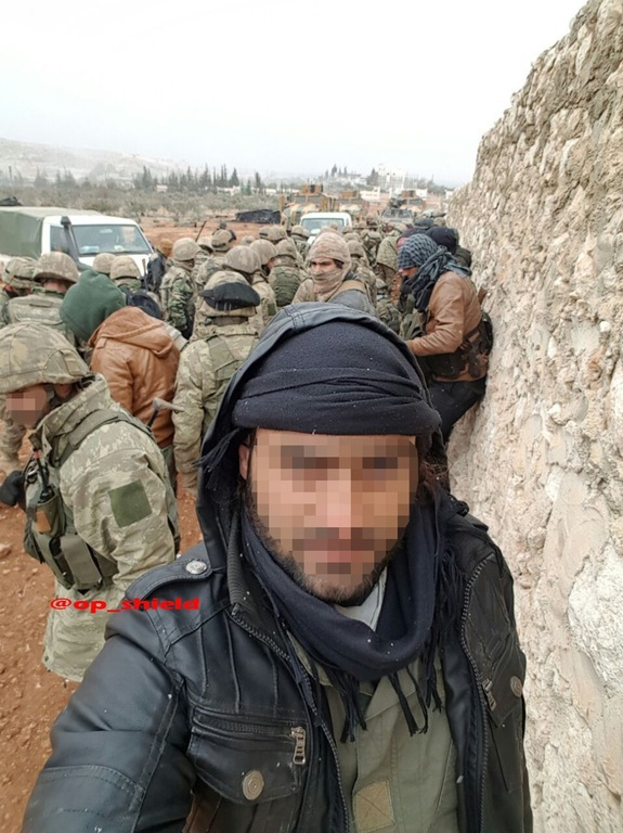Turkish Forces Seize Al-Bab Hospital, Capture About 30% Of Town - Reports