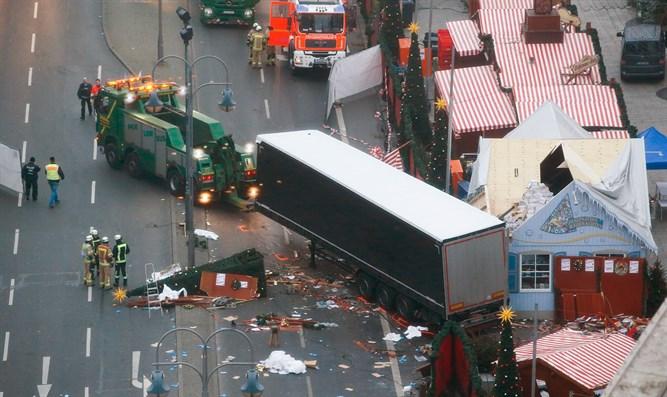 Berlin terror attack: police name Tunisian asylum seeker as possible suspect