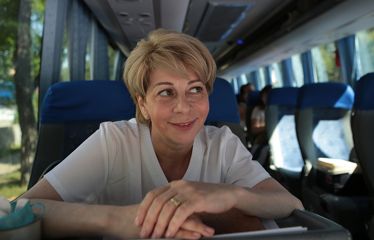 Children's doctors send condolences to Dr. Liza's family After Tu-154 Plane Crash
