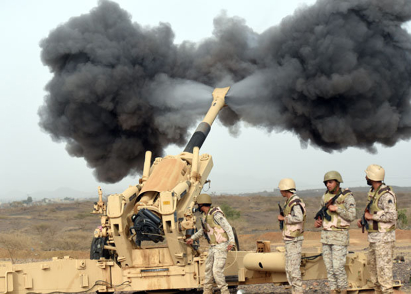 Saudi Arabia's Army: A Lot Of Good Quality Hardware In Unskilful Hands