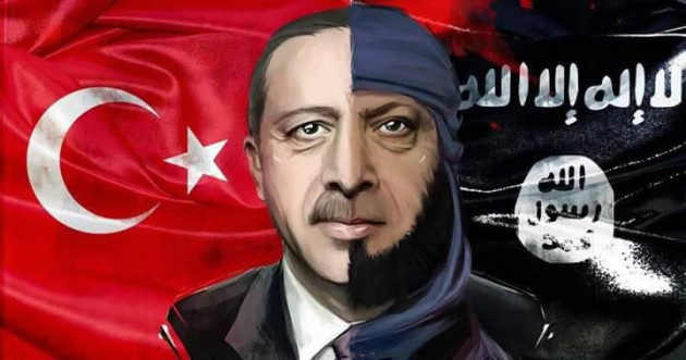 Who is Supporting ISIS-Daesh in Syria? Erdogan or Obama?